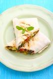 burrito Imagem de Stock Royalty Free