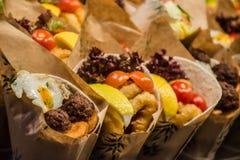burrito Lizenzfreies Stockfoto