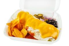 Burrito Royalty Free Stock Photography