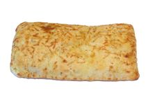 Burrito del queso del filete n Imagenes de archivo