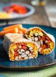 Burrito Stock Photography