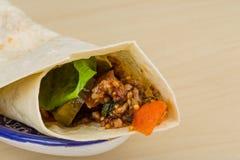 Burrito Royalty Free Stock Photos