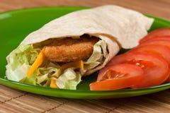 Burrito. Stock Images