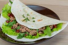 Burrito Stock Images