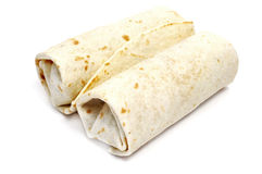 Burritos Royalty Free Stock Photography