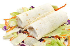 Burritos Stock Images