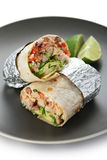 Burritos Royalty Free Stock Photos