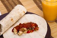 burritos Стоковое Изображение RF