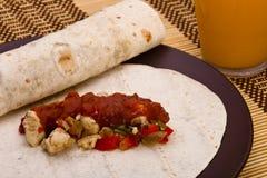 burritos Fotografia Stock