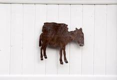 Burro Artwork Stock Image