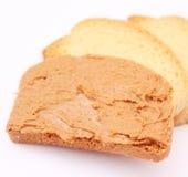Burro di arachidi Immagine Stock