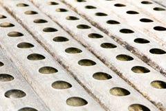 Burrone di coltura idroponica Fotografie Stock