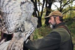 Burrowing owl,Athene cunicularia. Royalty Free Stock Photo