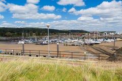 Burry Port Carmarthenshire Royalty Free Stock Photography