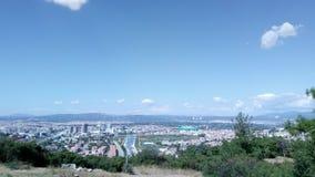 Bursa-Ansicht Lizenzfreies Stockbild