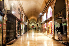 Bursa bazaar Στοκ εικόνα με δικαίωμα ελεύθερης χρήσης