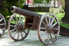 Bursa - Cannons Stock Image