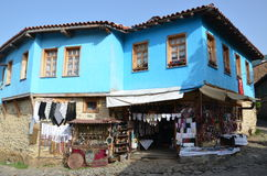 Bursa cumalikazik village in a very old house Royalty Free Stock Image