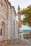 Bursa Grand Mosque Stock Photography