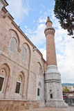 Bursa Grand Mosque. Or Ulu Cami is the largest mosque in Bursa and a landmark of early Ottoman architecture, with many elements from the Seljuk architecture Stock Images