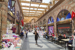 Bursa Kapalicarsi, Turkey Royalty Free Stock Photography