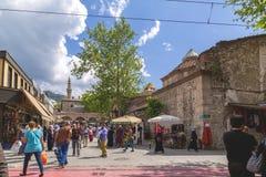 Bursa Kapalicarsi, Turkey Royalty Free Stock Image