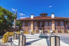 Bursa Old Municipality Building Stock Photos