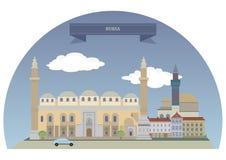 Bursa, Turkey Royalty Free Stock Images