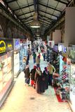Bursa Grand Bazaar Stock Images