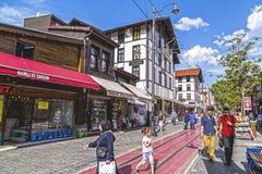 Bursa Turkiet Arkivfoto