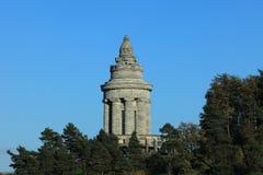 Burschenschaft Monument of Eisenach Royalty Free Stock Photo