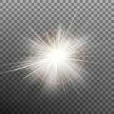 Burst Effects on transparent background. EPS 10. Burst Effects on transparent background. And also includes EPS 10 vector Royalty Free Stock Image