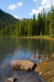 Burstall Lakes Stock Photo