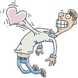 Bursting Heart Stock Image