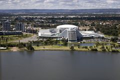 Burswood Entertainment Complex Stock Photography