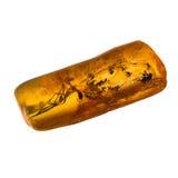 Bursztynu bałtycki kamień Zdjęcie Stock