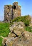 Burt Castle !. Burt Castle, Donegal, Ireland Stock Photography