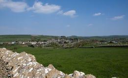 Burton Bradstock in Dorset Stock Image