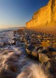 Burton Bradstock, Dorset, R-U Images stock