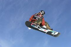 Burton European Open 2009 Stock Photos