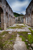Burtrint, archaeological site Royalty Free Stock Photography