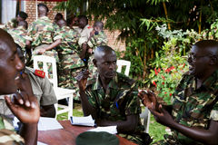 Burundi Imágenes de archivo libres de regalías