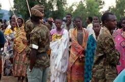 Burundi Imagen de archivo libre de regalías