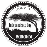 Burundi Independence Day Royalty Free Stock Image