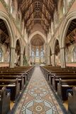 Bury Parish Church Royalty Free Stock Image