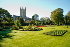 Bury St Edmunds, England Stock Photography