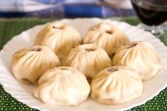 Buryat buuzy Fotografie Stock