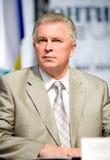 buryatia president Arkivbild