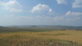 Buryatia Tugnui dolina Zdjęcia Stock