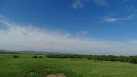 Buryatia Tugnui dolina Zdjęcia Royalty Free